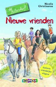 Bleshof nieuwe vrienden Cvr 2013 Dyslexie V2.indd