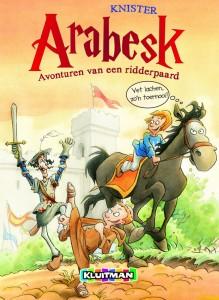 Arabesk Avonturen ridderpaard CVR.indd