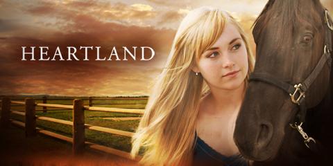 Heartland op dvd - Paardenboeken.nl